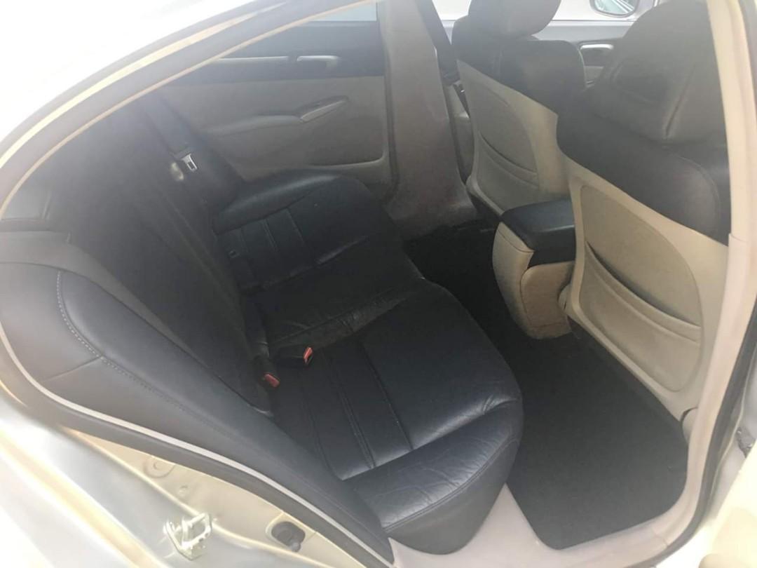Honda CIVIC FD KING 2.0 (A) VTEC MUGEN RR BODYKITS