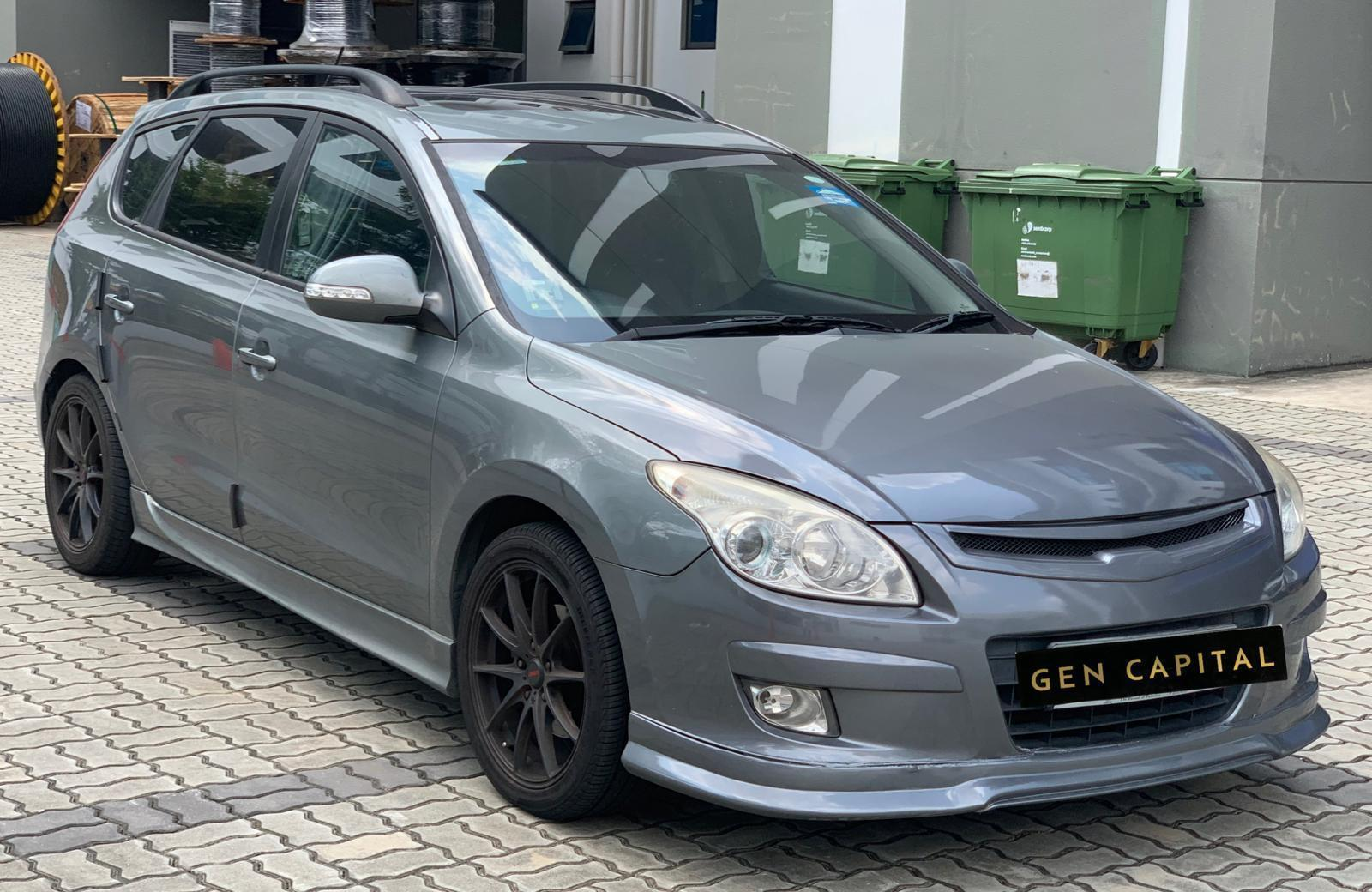 Hyundai i30 Wagon *Lowest rental rates, good condition!