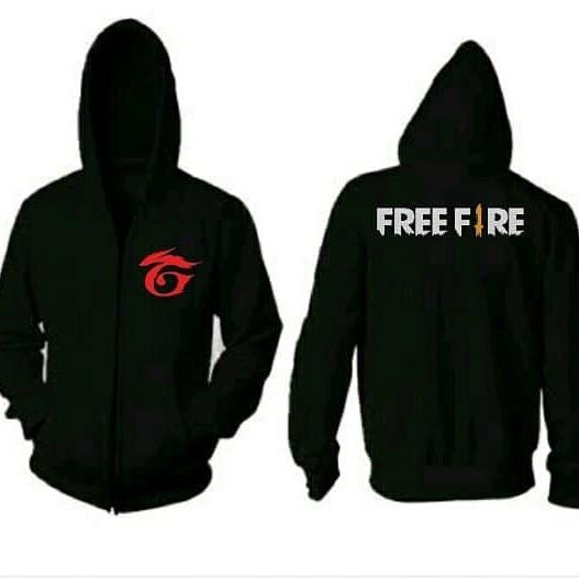 Jaket Garena Free Fire Mens Fashion Mens Clothes