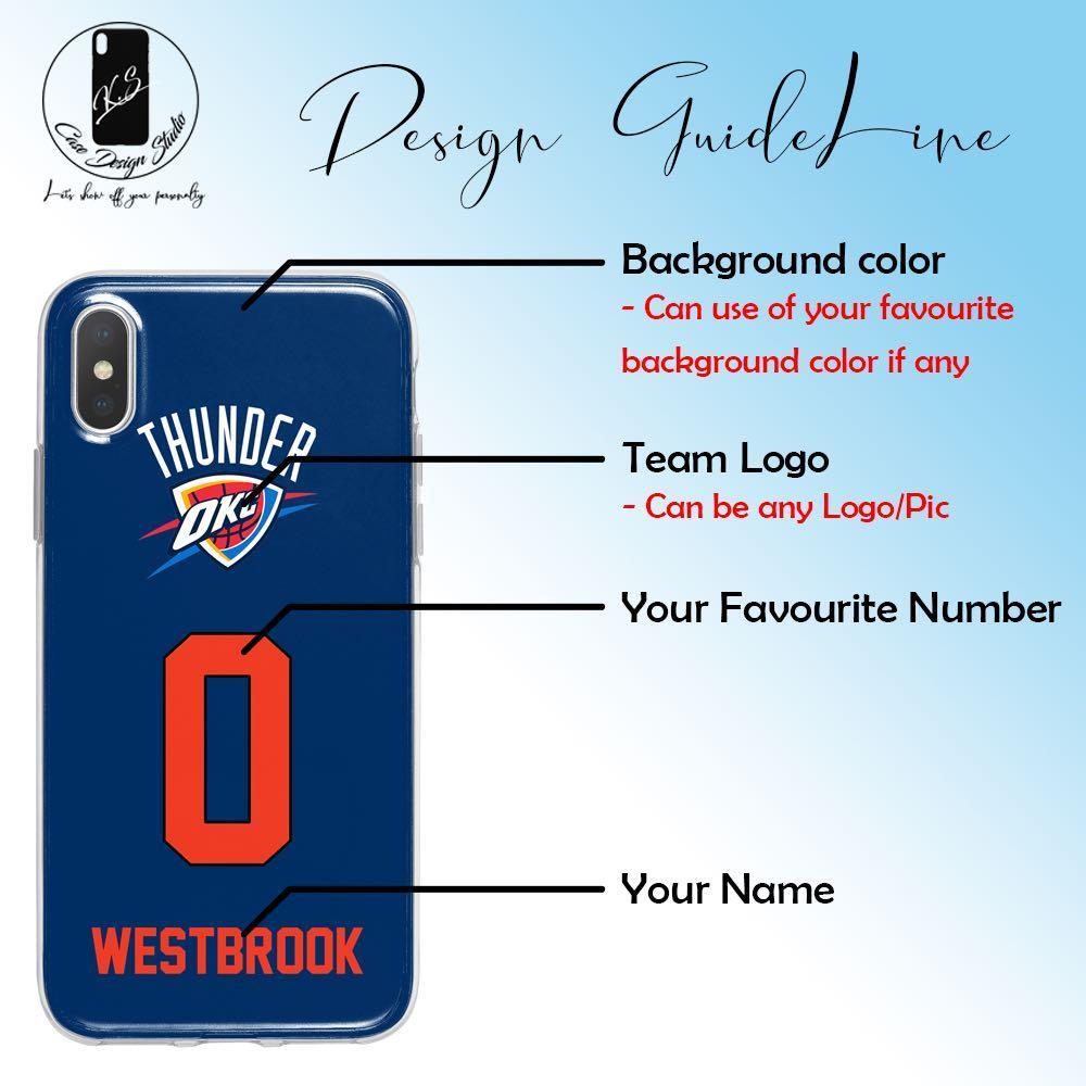 Jersey Phone Case