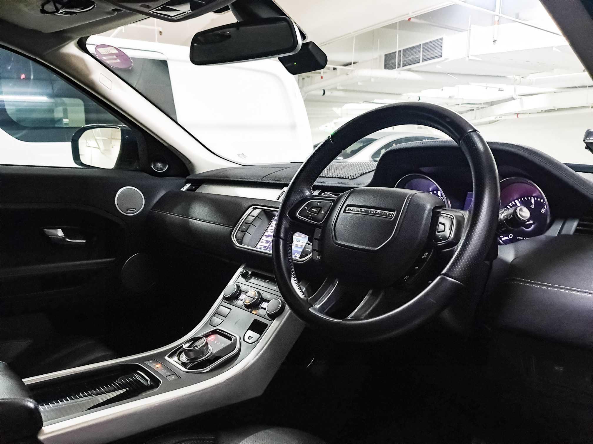 Land Rover Range Rover Evoque Auto 2.0