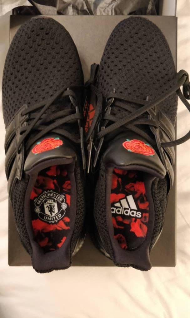 Limited Edition Adidas Manchester United Ultraboost Clima
