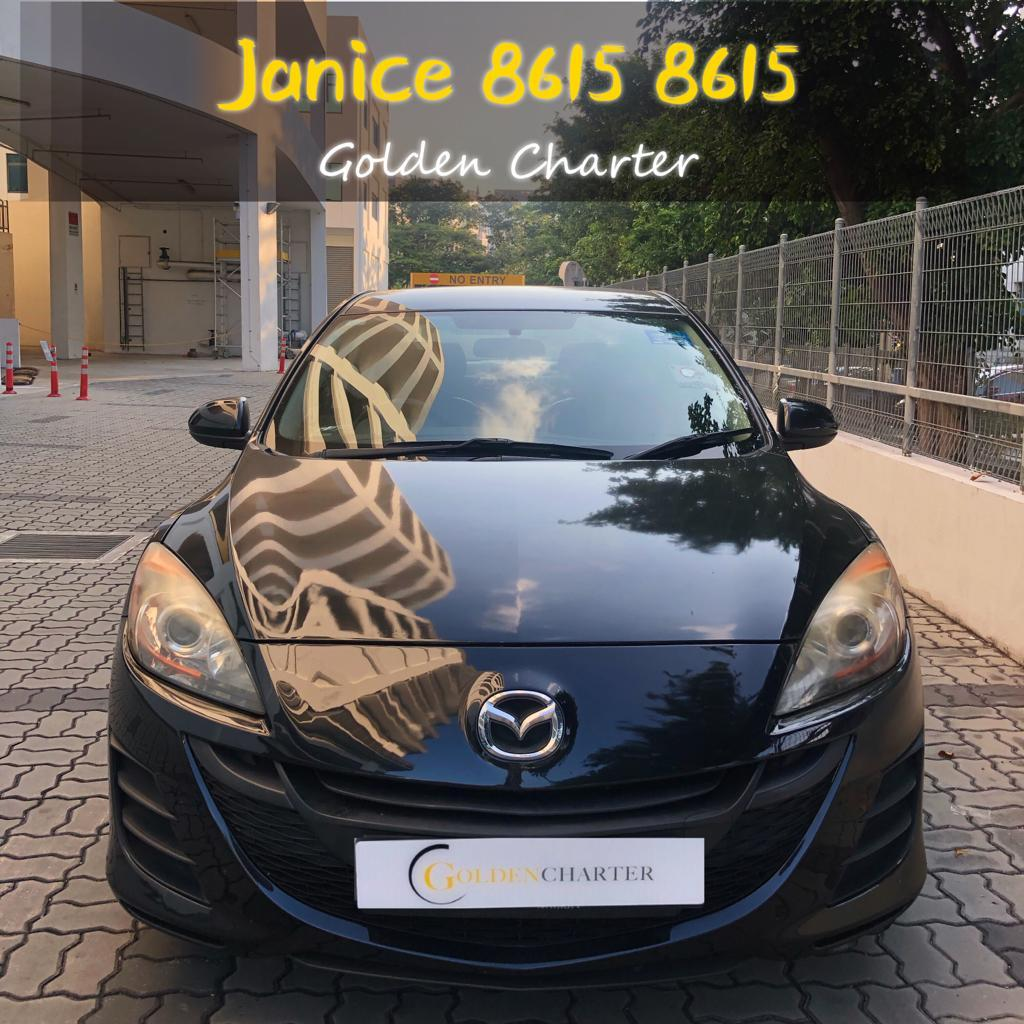 Mazda 3 1.6a altis Vios Allion Camry Honda Jazz Fit Civic Cars Rental Gojek Or Personal Use Low price and Cheap