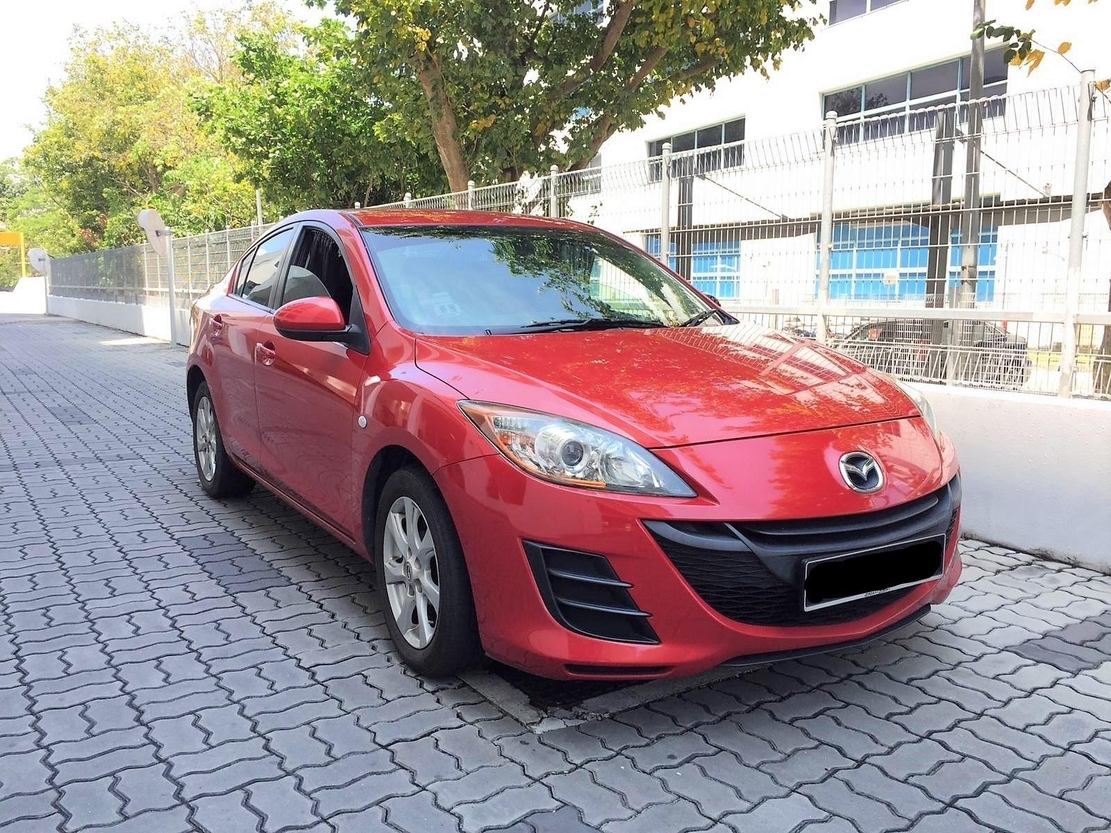 Mazda 3 RENT CHEAPEST RENTAL AVAILABLE FOR Grab/Ryde/Personal USE