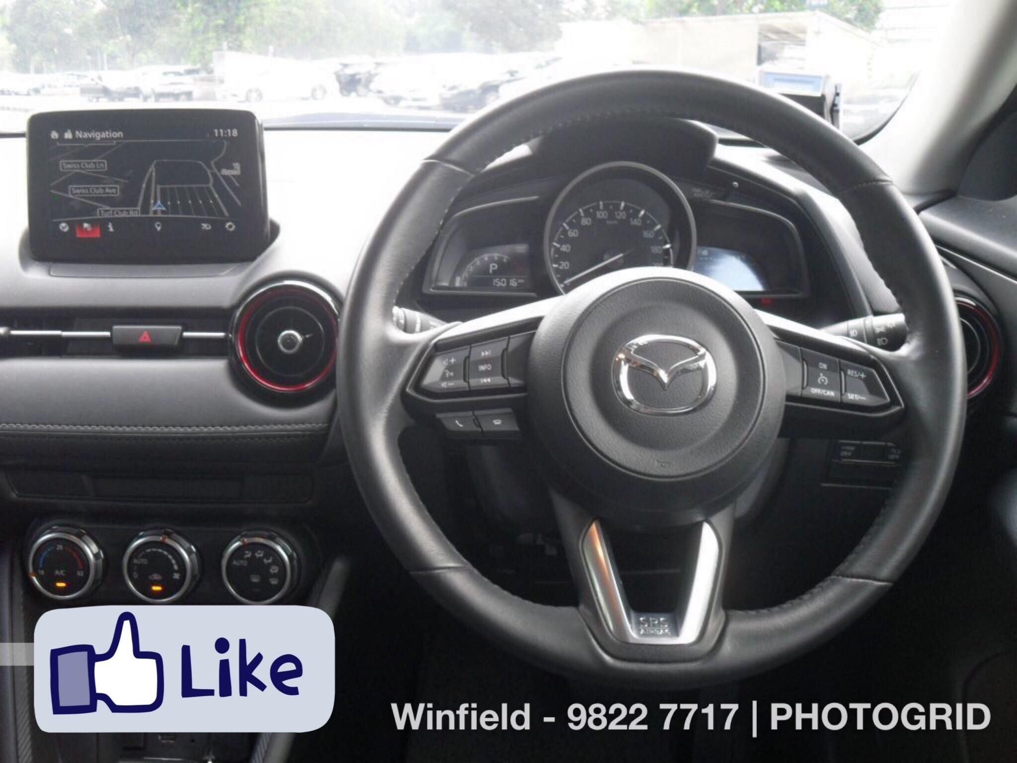 MAZDA CX-3 2.0 AT STANDARD EU6