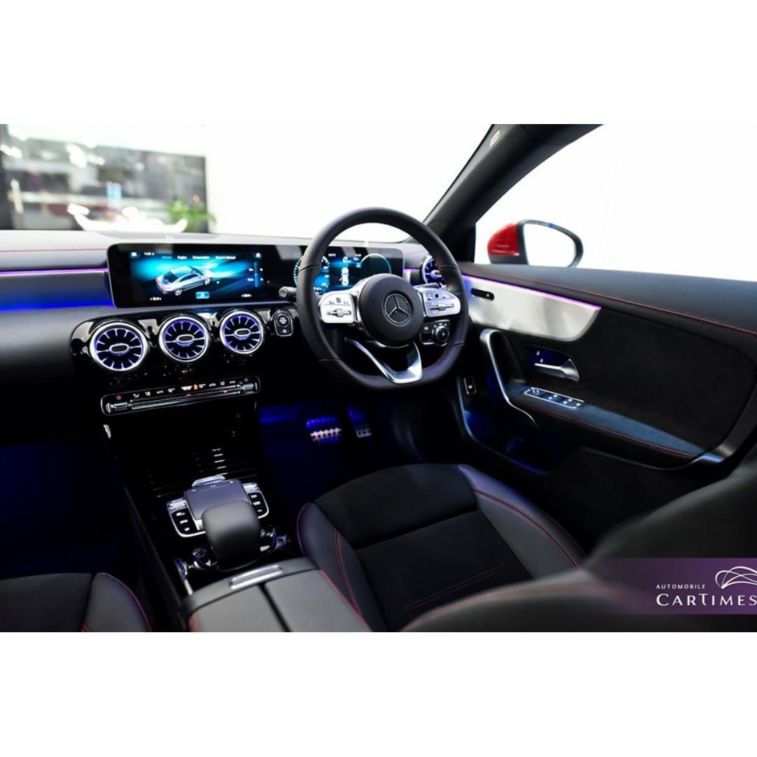 Mercedes Benz CLA 180 AMG (2019 Facelift)