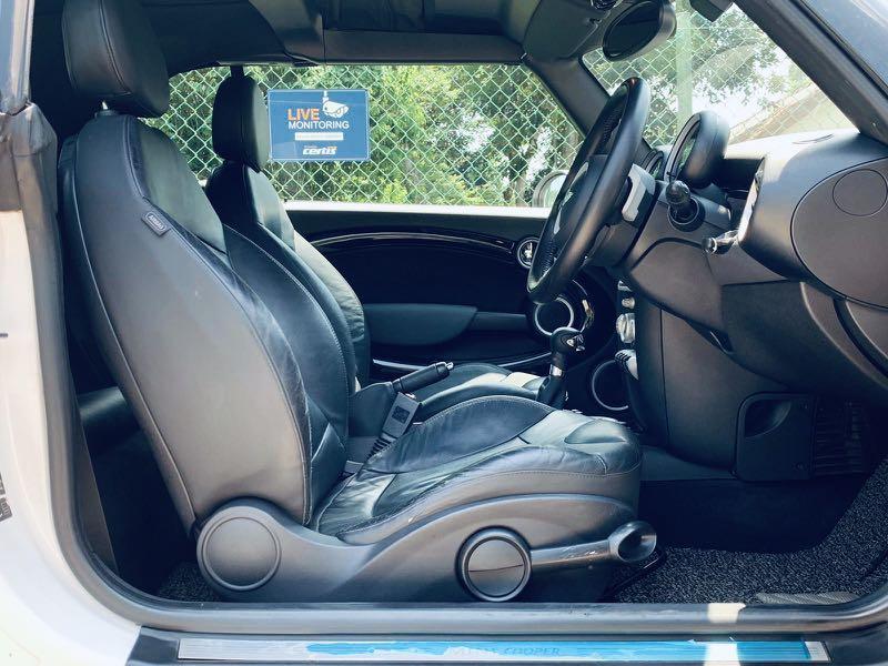 MINI Cooper 1.6 Cabriolet Auto
