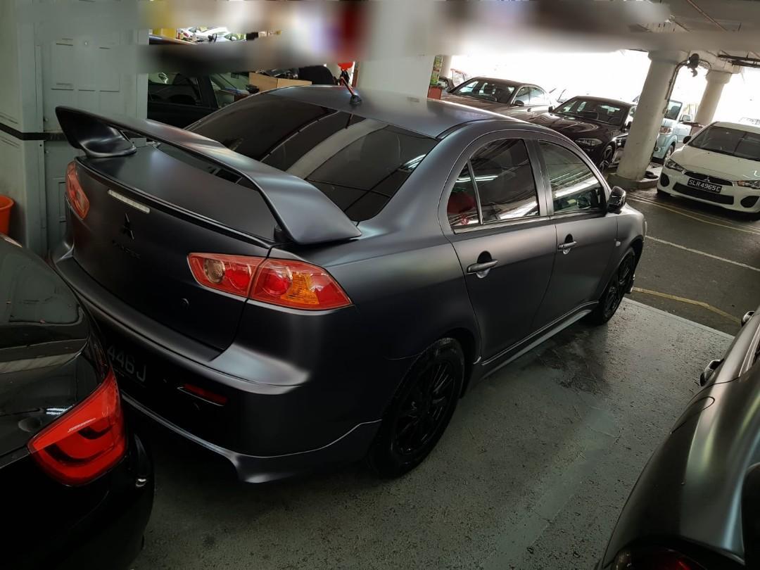 Mitsubishi Lancer 1.5 EX MIVEC Sports Auto