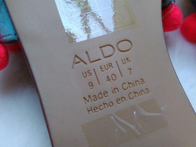 New - Sendal Aldo