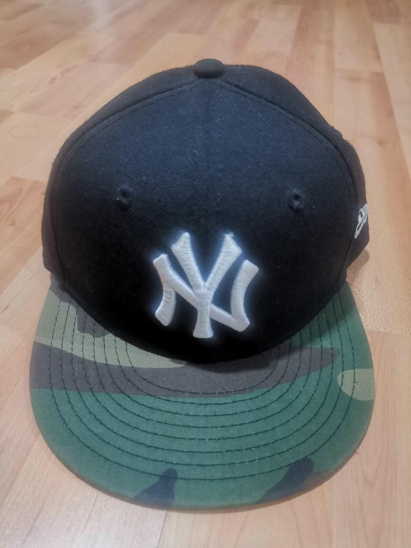 new era camou black(snapback cap)