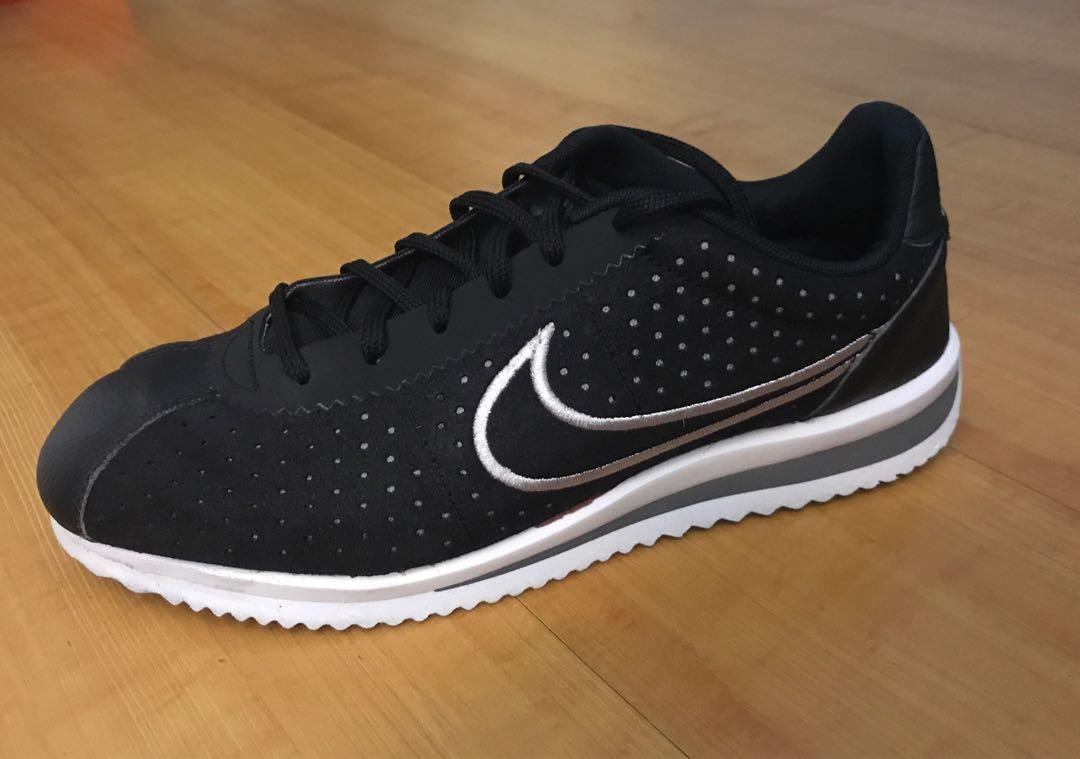 running shoes recognized brands official images Nike Cortez Ultra Moire Black on Carousell