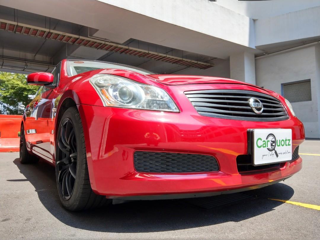 Nissan Skyline 250GT Auto