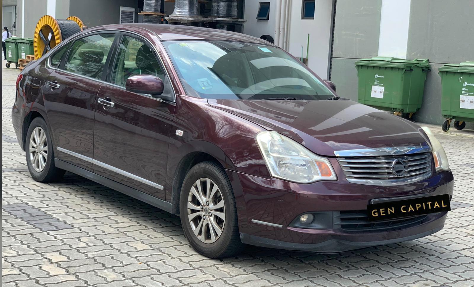 Nissan Sylphy 1.5A *Lowest rental rates, good condition!
