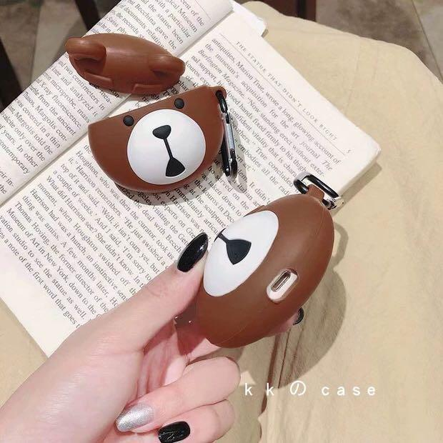 [PO] Ted AirPods Casing