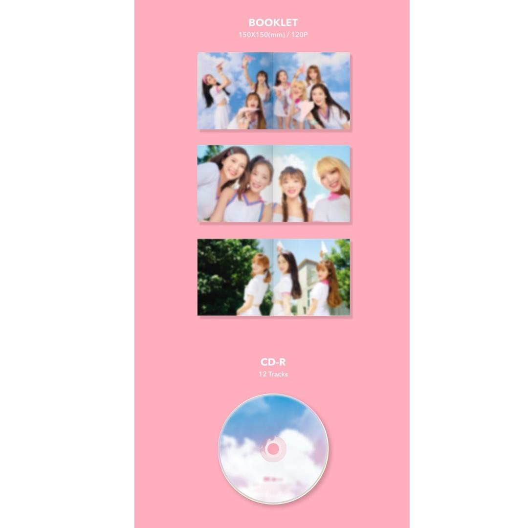 [PREORDER] 오마이걸 (OH MY GIRL) - FALL IN LOVE / SUMMER PACKAGE