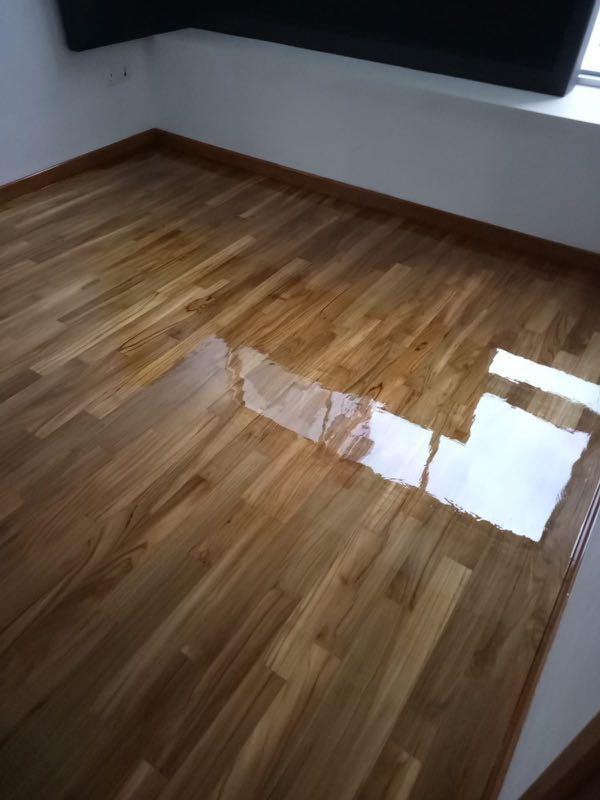 Direct Parquet Polishing, Varnishing, Repair