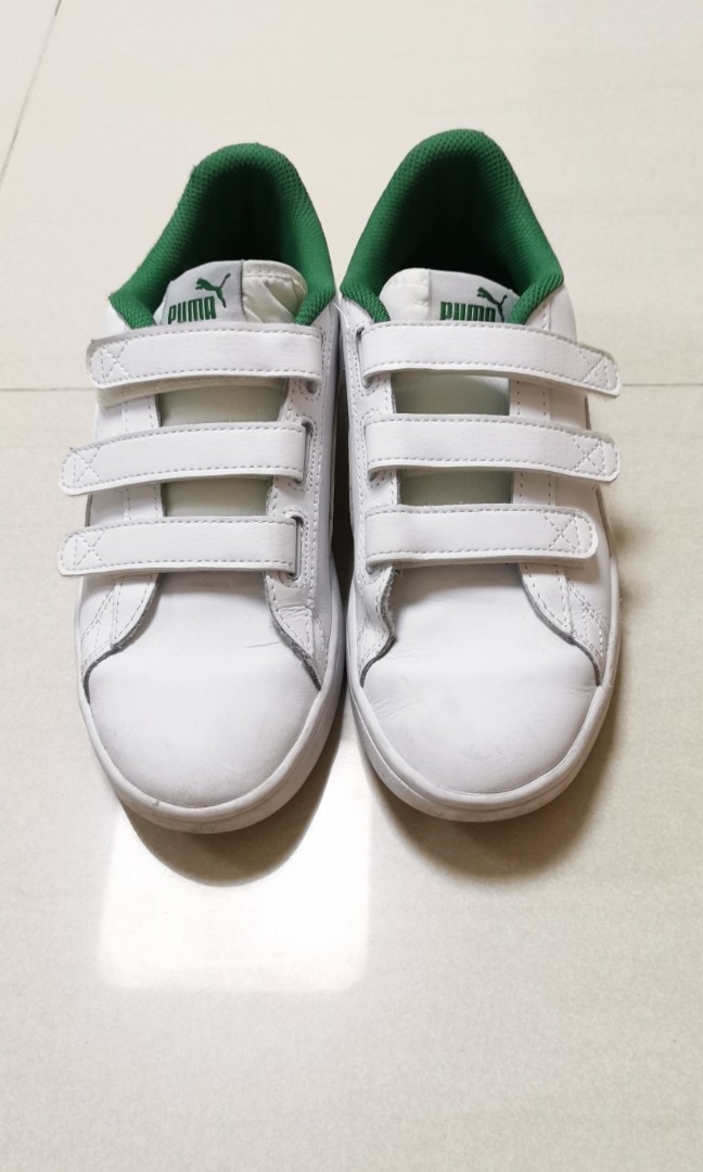 Puma Softfoam+ Optimal Comfort White