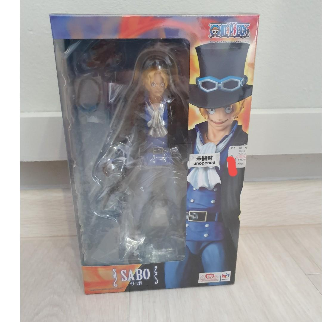 Sabo Variant Action Hero Megahouse POP