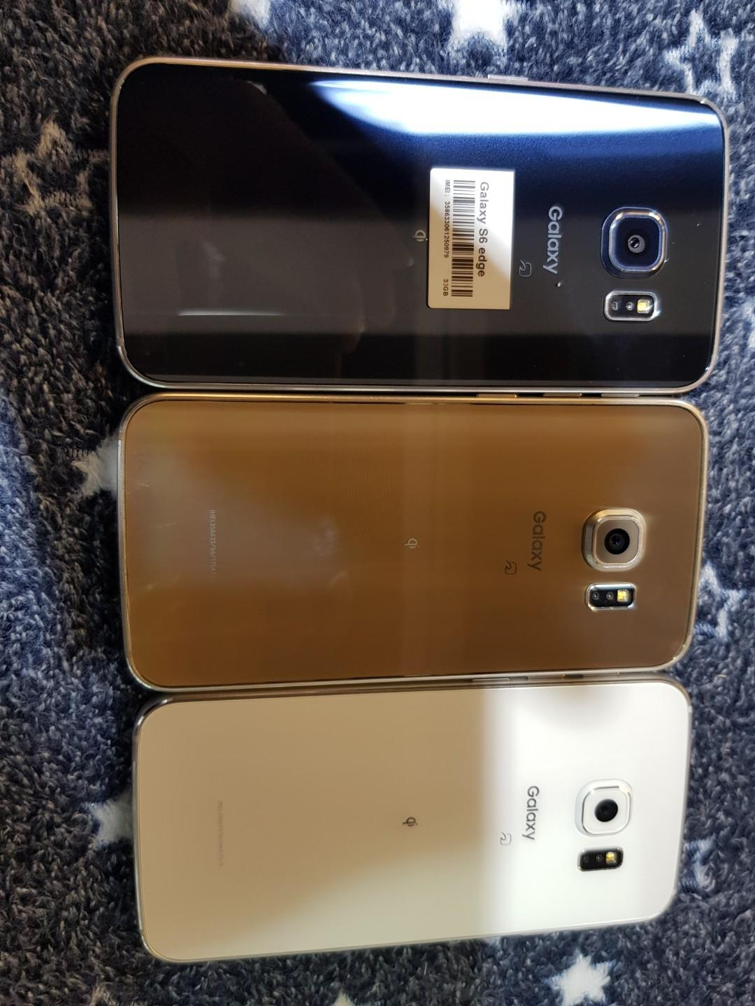 samsung galaxy s6 edge 32/64 gb
