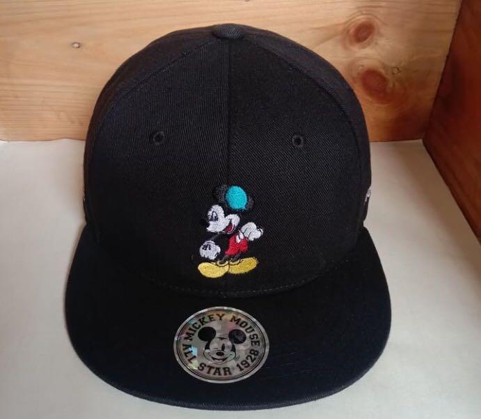 Snapback disney mickey mose cap original