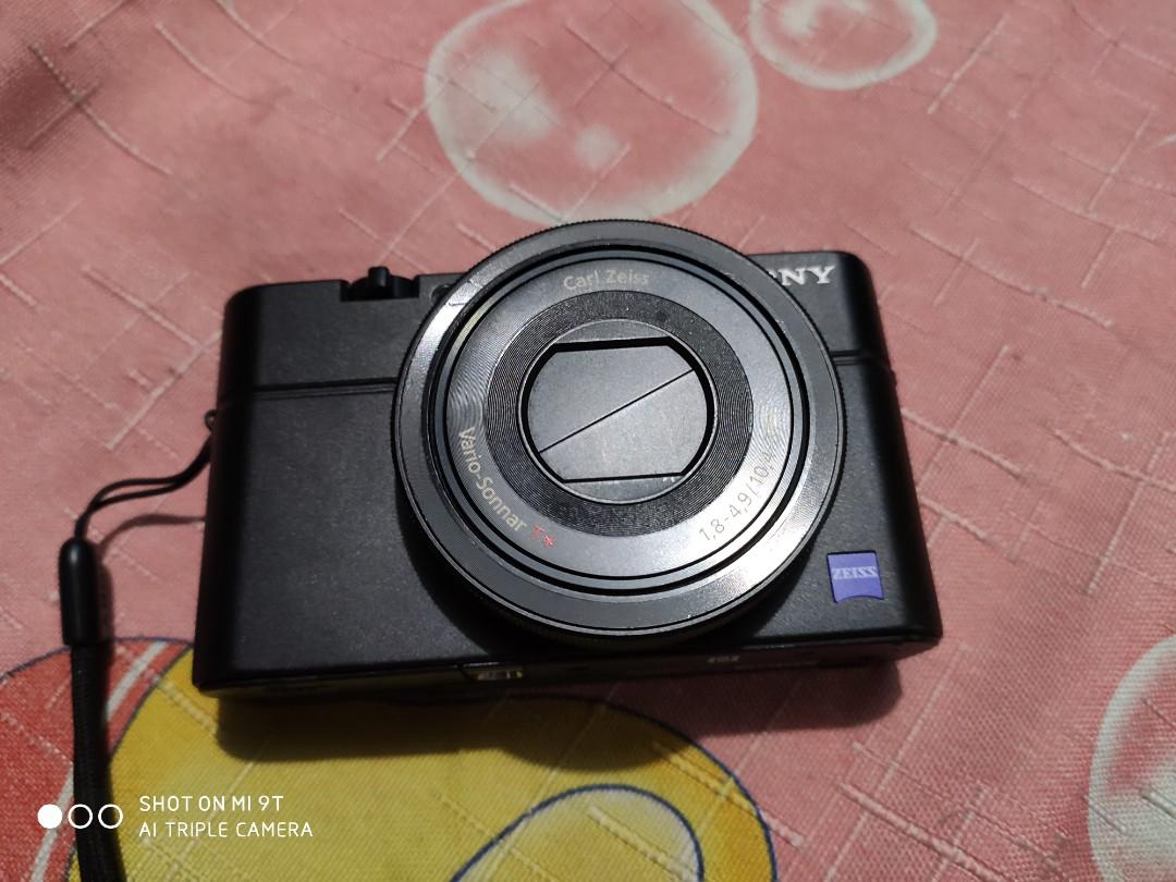 Sony RX100 M2, Photography on Carousell