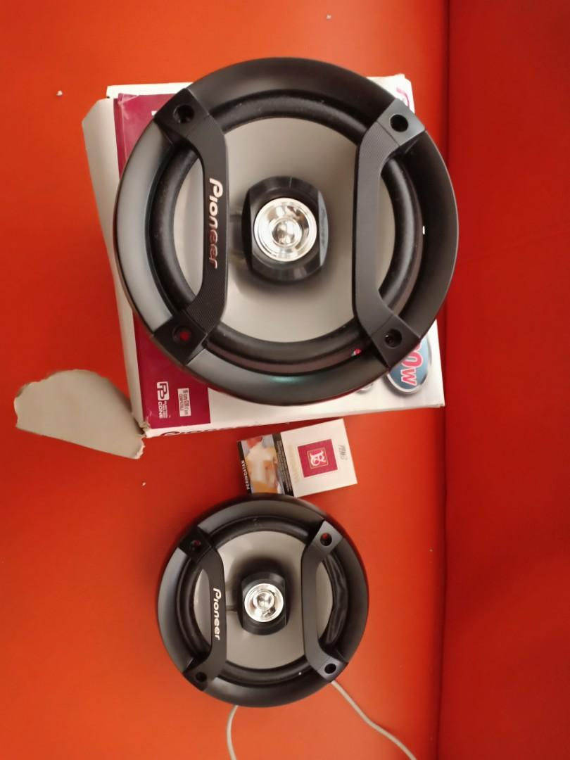 Speaker mobil Pioneer Ts F1634 R Speaker Coaxial Mobil Tsf1634 R Ts F1635 R 2 Way Rp 250.000 nego tipis