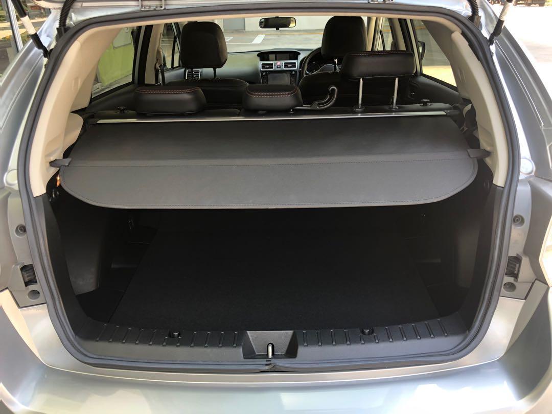 Subaru XV Auto 1.6i-S