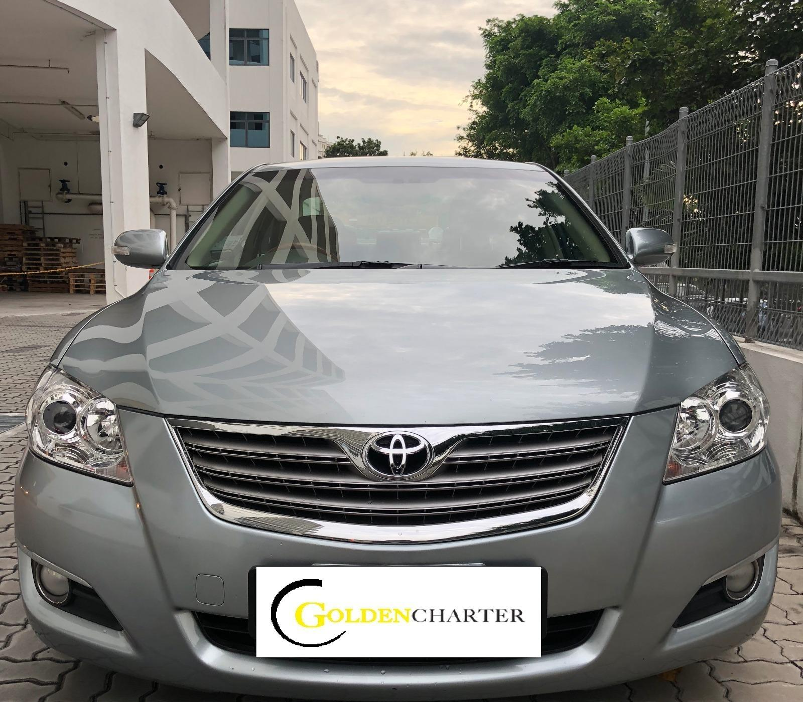 Toyota Camry RENT SUPER CHEAP RENTAL FOR Grab/Ryde/Personal USAGEA