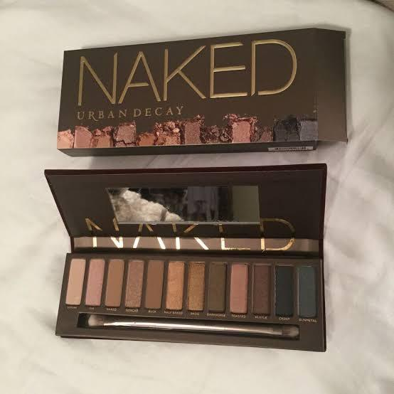 Urban decay original naked palette NEVER USED not even swatched