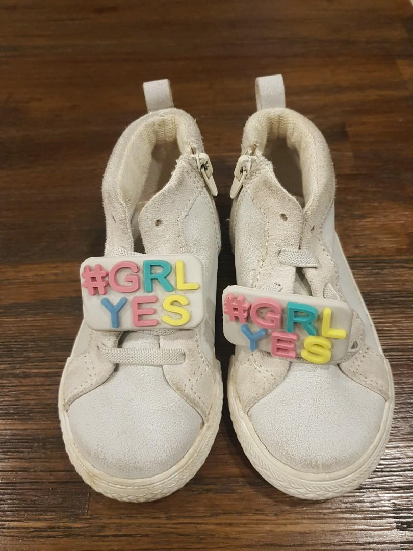 Zara Baby girl shoes size 23, Babies