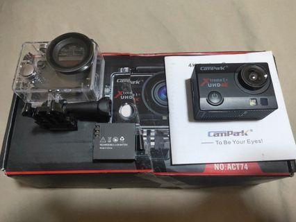 Campark 4K UHD Action Cam