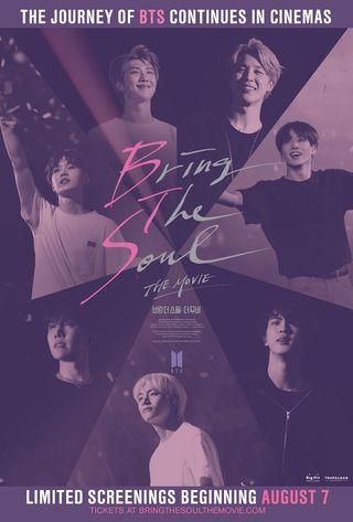 BTS bring the soul movie ticket setia city mall