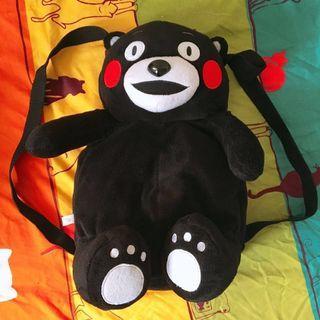 正版熊本熊兒童後背包