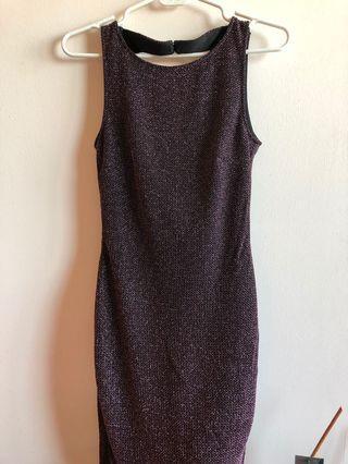 H&M Open-Back Dress
