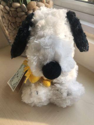 Snoppy stuffed toy (with Woodstock)