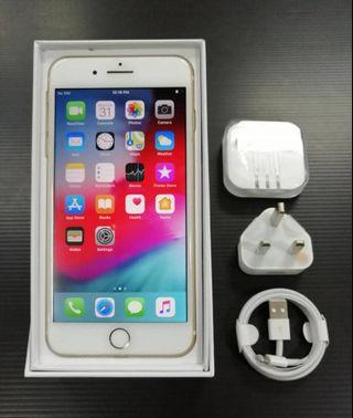 Clearance Iphone 7plus 128gb MY