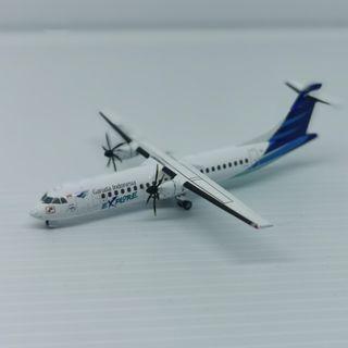 Diecast Pesawat ATR-72-600 Garuda
