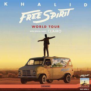 2 Khalid Tickets