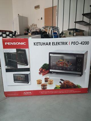 Pensonic Electric Oven 42L
