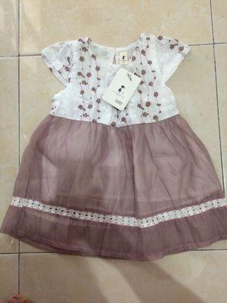 Ex Kado Baju Baby Dress