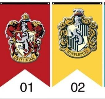 Harry Potter banner for rent