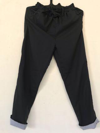 Dark Navy Pants