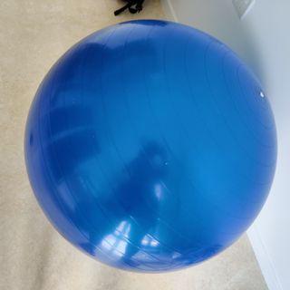 🚚 Gym/Fitness/Yoga Ball 75cm 65cm