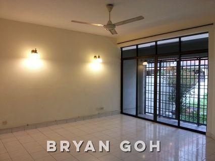 Bukit Jambul Double Storey Terrace Near Kwang Hwa & Phor Tay School