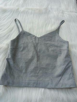 Tanktop grey