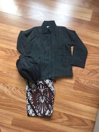 Pakaian Daerah Anak