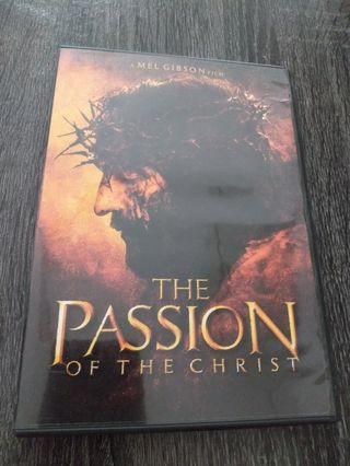DVD - THE PASSION OF THE CHRIST (2004)