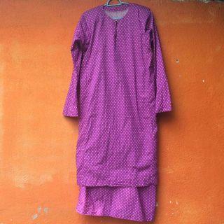 Baju Kurung Cotton #1010