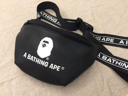 A Bathing Ape waist bag