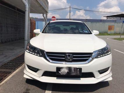 HONDA ACCORD 2.0 Full spec